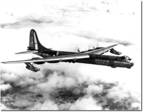 Unframed Aviation Photos Peacemaker In Flight B-36