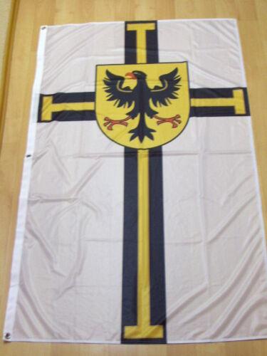 Flagge Deutscher Orden Hochmeister 90 x 150 cm Fahne