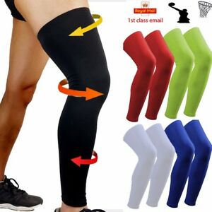 f99cce0f6dc Image is loading Calf-Leg-Support-Varicose-Veins-Knee-Compression-Sleeve-