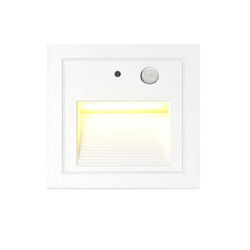 LED Treppenlicht Treppenbeleuchtung Treppenleuchte Stufenlicht Bewegungsmelder