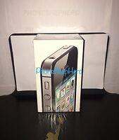 Apple Iphone 4s 64gb Black (verizon Wireless) Brand Factory Sealed