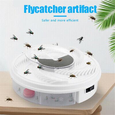 Elektrisch Fliegenfalle Fliegenfänger Fly Trap Insektenvernichter Insektenfalle