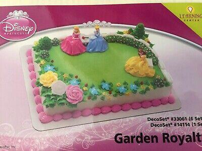 Disney Princess Cake Decorating Set  from i.ebayimg.com