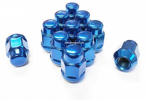 20x New Blue Bulge Acorn Lug Nuts 12x1.25 Wheel Nut 3//4 Hex fits Nissan Infiniti