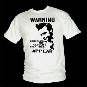 4d644e6c8b0 Image is loading ACE-VENTURA-Warning-assholes-movie-quote-t-shirt-