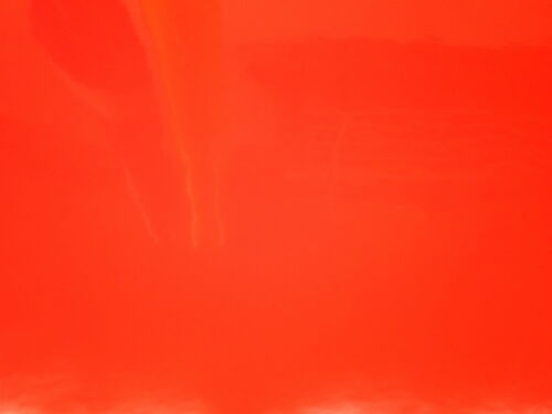 A4 SHEET FLUORESCENT RED SELF ADHESIVE VINYL