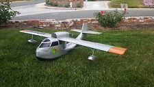 1/7 Scale Republic RC-3 SeaBee Amphibian Seaplane Plans,Templates, Instructions