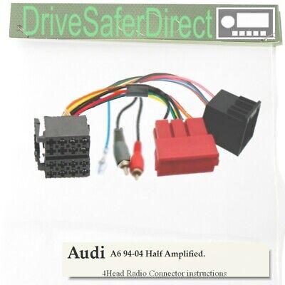 Pioneer 2din mp3 USB aux radio del coche para audi a3 8p 2003-2006 ISO