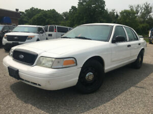 2009 FORD CROWN VICTORIA ***CERTIFIED***