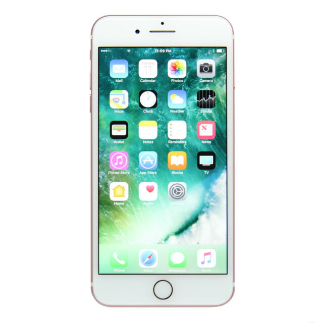 Apple iPhone 7 Plus a1784 32GB GSM Unlocked -Very Good