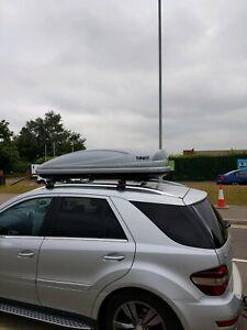 Thule atlantis 780 roof box For Hire | eBay