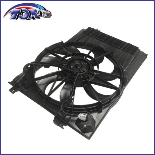 Brand New Radiator Cooling Fan Assembly For Hyundai Tucson Kia Sportage 2.7L V6