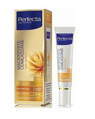 DAX PERFECTA stem rejuvenation anti wrinkle eye cream smoothnes illuminates