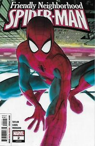 Details about Friendly Neighborhood Spider-Man Comic Issue 1 Modern Age  First Print 2019 Cabal