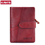 KAVIS-Genuine-Leather-Women-Wallet-Female-Long-Clutch-Lady-Walet-Portomonee-Rfid thumbnail 9