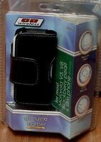 Go Wireless Genuine Leather Cell Phone Case - Motorola V3, V8 - Brand