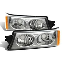Cg Chevy Silverado 03-06 Signal Lights Amber Pair on Sale