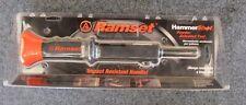 Hammershot 22 Ramset Tool Withimpact Resistant Handle 12 To 2 12 Capacity