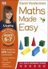 Maths Made Easy Ages 6-7 Key Stage 1 Advanced: Ages 6-7, Key Stage 1 advanced by Carol Vorderman (Paperback, 2014)