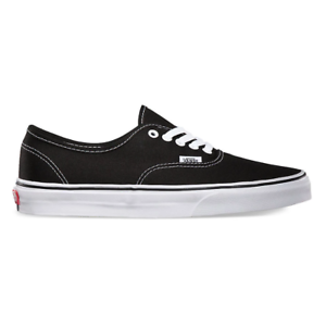 Vans-Authentic-Classic-Black-White-Skate-Shoes-Mens-Sizes