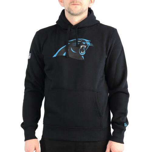 New Era NFL Team Logo Carolina Panthers Hoodie Herren, Farbe schwarz, 31678