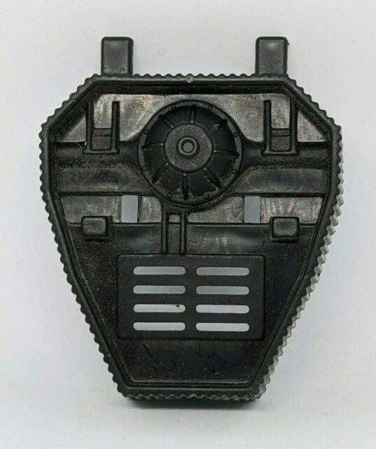 1986 G.I. Joe Triple T grill plate black M-4343-1 ARAH  Tag Team Terminator tank