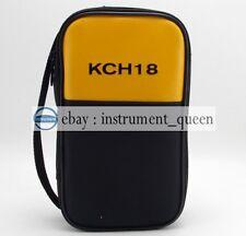 Soft Carrying Case Bag Use For Fluke 233 287 289 87v 88v 28ii 1503 1507 187 189