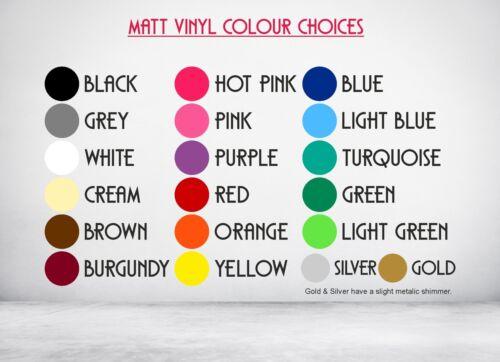 Ogni Colore E Mascelle Grande Squalo Bianco Adesivo Da Parete IN Vinile Frase