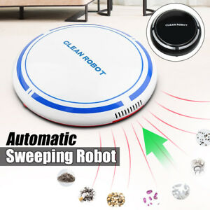 Automatic-USB-Rechargeable-Smart-Robot-Vacuum-Floor-Cleaner-Sweeping-Suction-US
