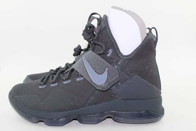 dde7b4294c95 Nike Lebron James Lebron XIV Lmtd Anthracite Shoes Sz 10.5 for sale online