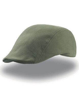 Atlantis Swing Mütze Kappe Cappy Cap Schiebermütze Verschluss mit Klettband Neu