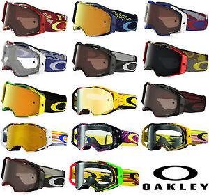oakley airbrake motocross lenses