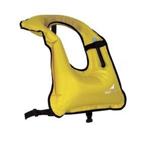 SealBuddy Inflatable Snorkel Vest Snorkel Jacket