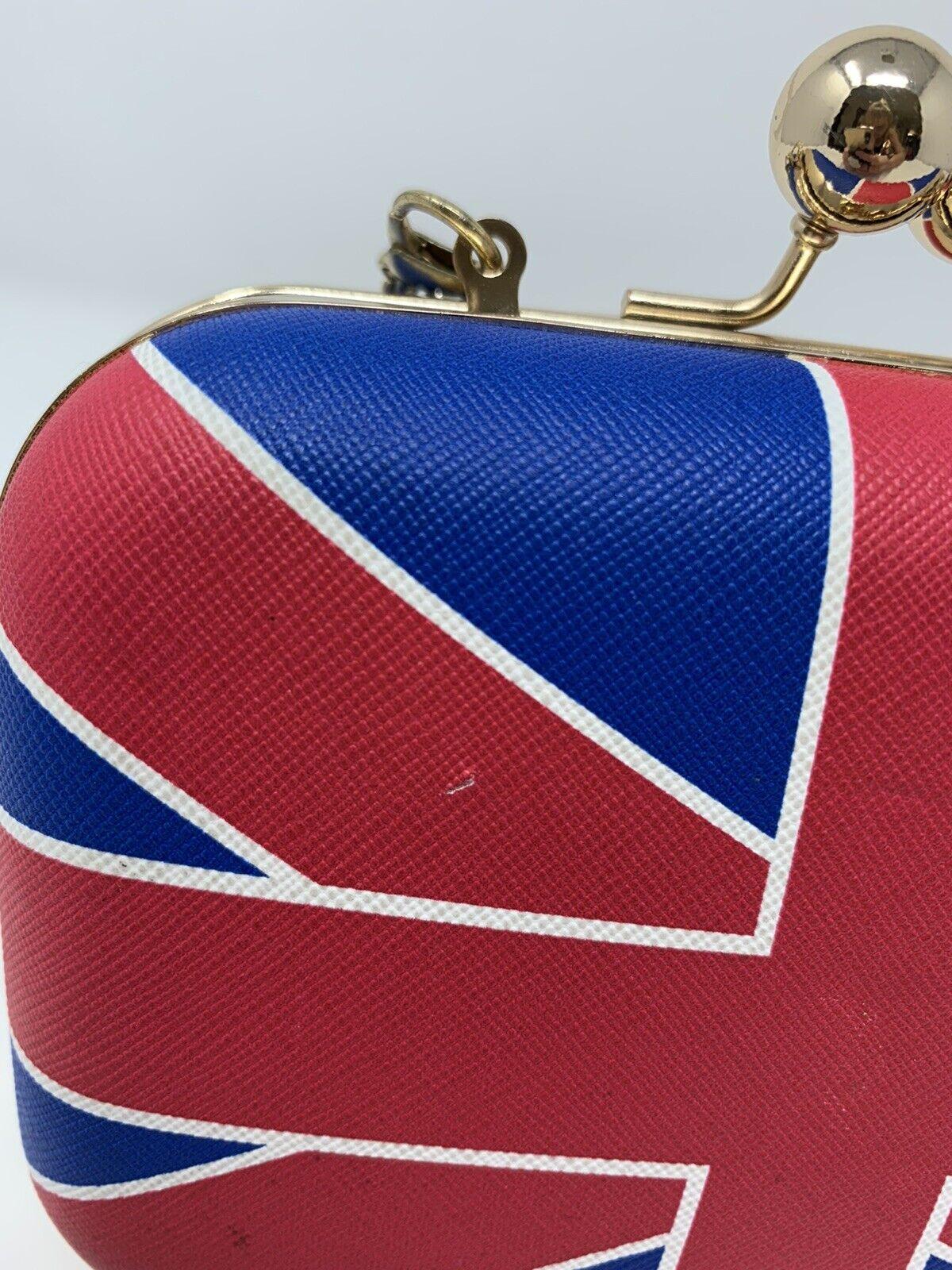 Shopkins BRITNEY Purse Union Jack Shoulder Bag wi… - image 7
