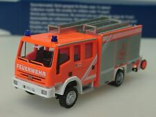 Rietze Iveco Eurofire Feuerwehr FRIESENHEIM - 68124 - 1/87