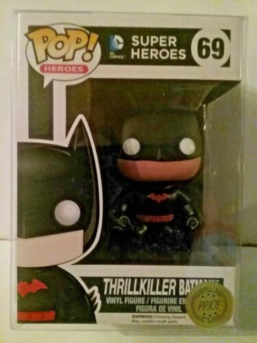 Funko Pop! THRILLKILLER Batman da DC Comics esclusivo! #69 POP Protettore
