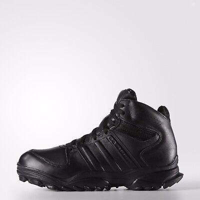 Adidas GSG 9.4 Militaire Bottes en cuir noir SWAT Combat Police Allemande Chaussures | eBay