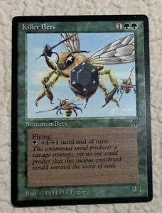 Killer-Bees-LP-1994-Legends-Original-Mtg-Magic-the-Gathering