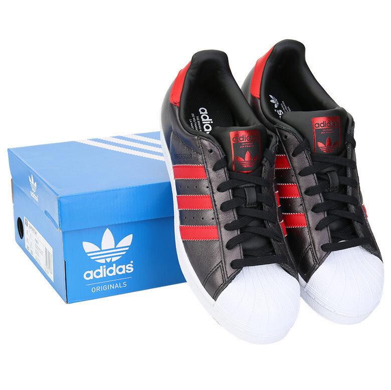 Adidas Original Superstar S75874 Sneakers shoes Black shoes Foot Wear