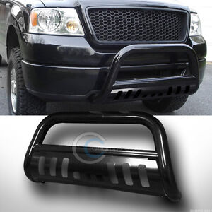 Chevy Avalanche Brush Guard ... -BAR-BRUSH-PUSH-BUMPER-GRILL-GRILLE-GUARD-99-06-CHEVY-SUBURBAN-TAHOE