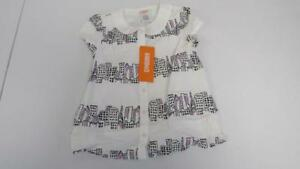 Gymboree-Posh-amp-Playful-White-Collared-Shirt-w-Purple-City-Scene-Size-4-6-New