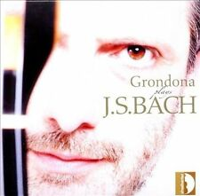 Grondona Plays J.S. Bach, New Music