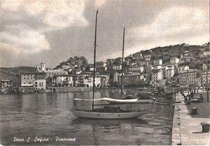 PORTO-S-STEFANO-PANORAMA-GROSSETO-TOSCANA-STAB-GRAFICO-C-CAPELLO-1954