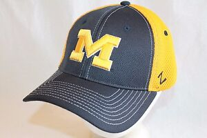premium selection 9f2d7 b004b Image is loading Michigan-Wolverines-Hat-Cap-034-The-Rally-2-