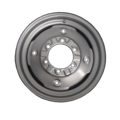 """8N1015D 16/"""" 6 Hole Front Wheel Rim for Ford Tractor 8N NAA Jubilee 600 800"""
