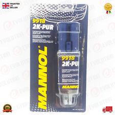 Buy Mannol 2k Pur Kunststoffkleber Zweikomponenten Kleber Kartusche