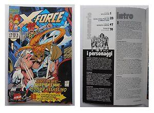 X-Force-17-Marvel-Comics-Gennaio-1996-X-Factor-Arcade-Shatterstar