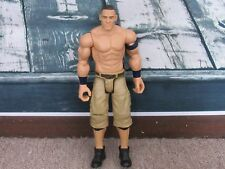 "John Cena WWE 2013 Mattel 12"" Large Wrestling Figure Cargo Shorts Arm Band WWF"