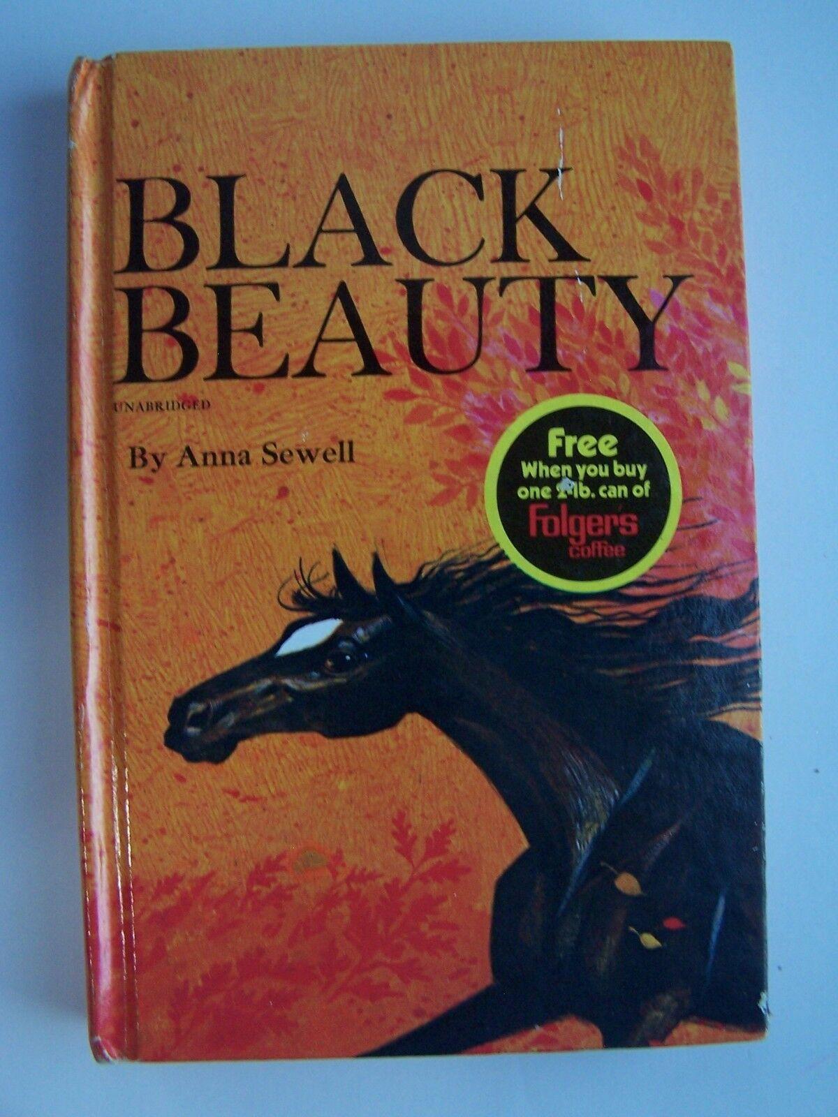 Black Beauty Anna Sewell ~ Whitman Classics Publishing