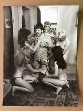 Muschimaus mags's grad heraus (Pressefoto '74) - Ulrike Butz / sexy